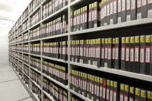 Video tape archive