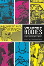 Cover of book Uncanny Bodies.
