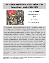 Flyer for John Lear lecture