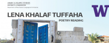Lena Khalaf Tuffaha Poetry Reading