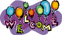 Welcome party image