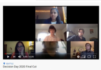 Decision Day 2020 screen shot