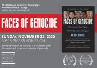 Faces of Genocide