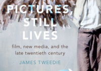 Tweedie book cover Moving Pictures Still Lives
