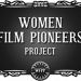 Women Film Pioneers Project logo